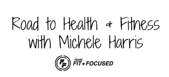 Michele Harris Get Fit